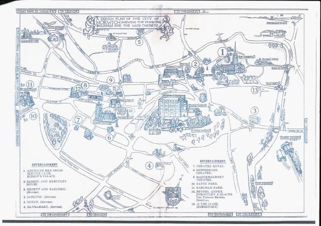 Norwich Map Pg 1