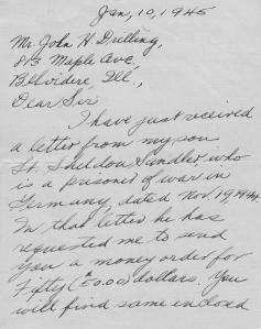 jed 1 10 45 letter JHD from SandlerNY pt1