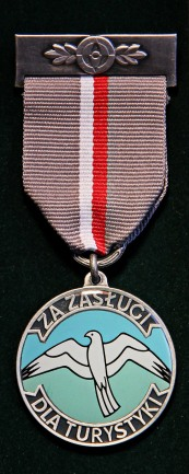medal for the museum