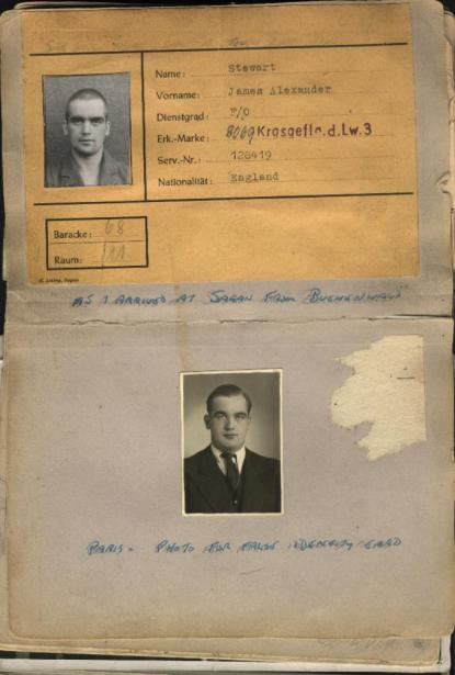 ald and pic for false ID in Paris - evading