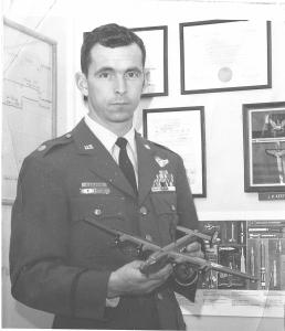 Lt Col Keeffe