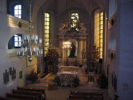 SLIII 2009 church in Halbau 5