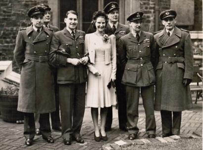 Post War Wedding--Samuel Pepys