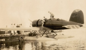 Lindbergh at Ottawa Aug 1930 (2)