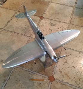 Spitfire Mk Vb model