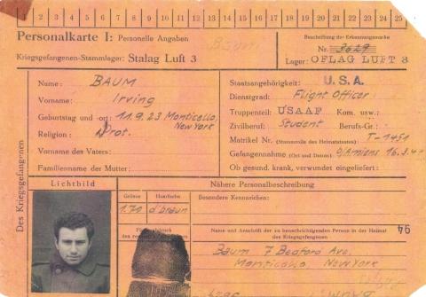 Irv's ID