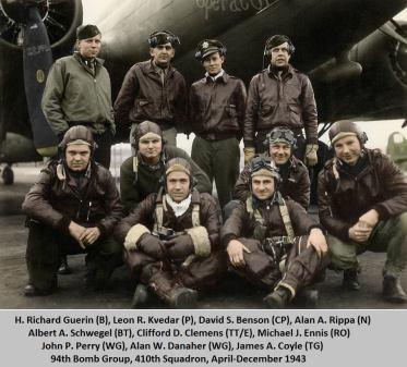 Albert Schwegel Crew