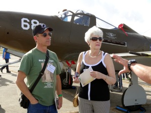 Marilyn and Jim Keefe Air Show