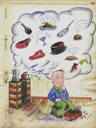 Dreaming of Food by Emmet Cook