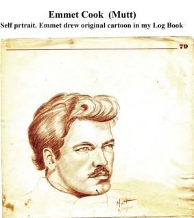 Self-Portrait Emmet Cook