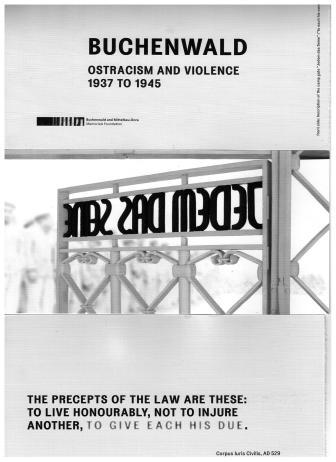 Buchenwald invitaion 2016