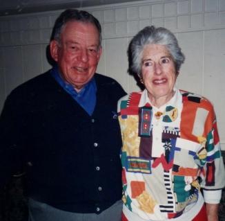 Bob and Nina Weinberg - 1995 (2)